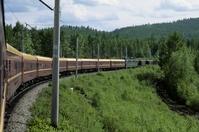 ロシア タイガを駆け抜けるシベリア鉄道