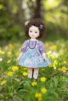 人形 球体関節人形 少女人形