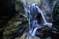 高知県 雨竜の滝