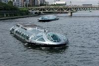 東京都 隅田川 水上バス