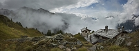 イタリア 山小屋