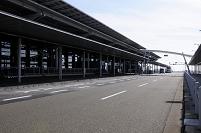 大阪府 泉佐野市 関西国際空港 国際線 到着 出入り口風景