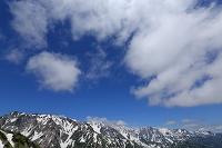長野県 後立山連峰
