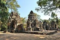 カンボジア アンコール遺跡 トマノン