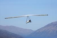 ニュージーランド ハングライダー