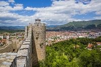 北マケドニア サミュエル要塞
