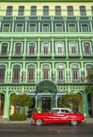 キューバ ハバナ 車