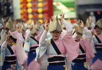 徳島県 阿波踊り 女踊り