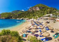 ギリシャ イオニア諸島 海