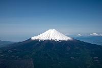 富士山(高度2,800mより撮影)