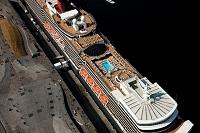 神奈川県 豪華客船クイーン・エリザベスの船上施設