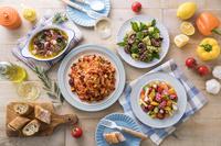 蛸料理テーブルイメージ