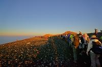 静岡県/山梨県 富士登山(お鉢巡り)