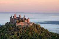ドイツ ホーエンツォレルン城