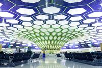アラブ首長国連邦 アブダビ国際空港