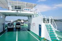 愛媛県 離島と離島を結ぶ短距離フェリー
