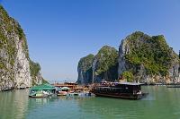 ベトナム ハロン湾
