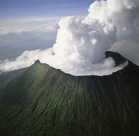 コンゴ民主共和国 火山