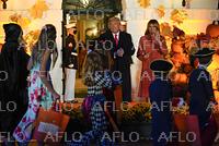 ホワイトハウスでハロウィンの恒例イベント