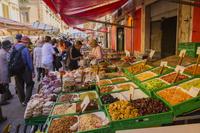 シチリア島 シラクーサ 市場