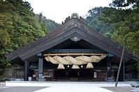 島根県 出雲大社神楽殿