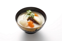 香川県 あん餅雑煮