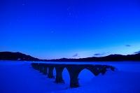 北海道 タウシュベツ川橋梁