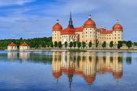 ドイツ ドレスデン モーリッツブルク城