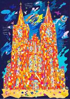 デンマーク ロスキレの大聖堂