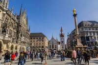 ドイツ 新市庁舎とおもちゃ博物館