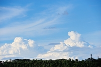 神奈川県 相模原市 入道雲