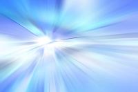 光の放射 CG