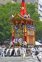 京都府 祇園祭 函谷鉾