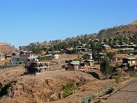 エチオピア ラリベラ 町並み