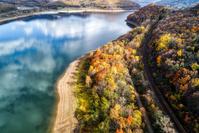 日本 北海道 かなやま湖