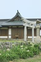 福岡県 宗像大社沖津宮遥拝所