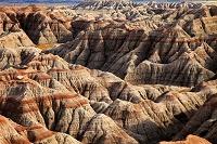 アメリカ合衆国 サウスダコタ州 バッドランズ国立公園