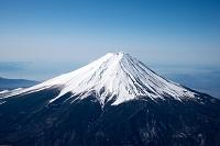 富士山(高度3,500mより撮影)