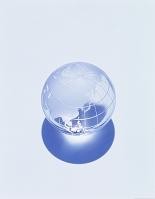 ガラス 地球