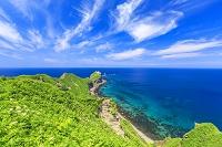 北海道 夏の神威岬