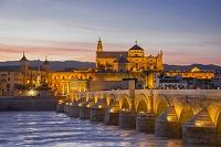 スペイン メスキータとローマ橋