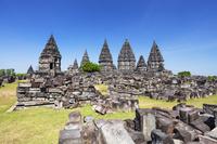 インドネシア プランバナン遺跡