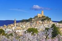 スペイン バレンシア地方 ビアル城