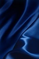 ブルー系ドレープ 布