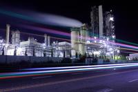 愛媛県 今治の工場夜景