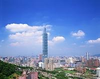 台湾・台北 台北101(超高層ビル)