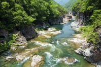 栃木県 龍王峡
