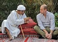 ウィリアム英王子、クウェート・オマーン歴訪