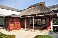 岐阜県 無何有荘 大醒しゃ(別荘の庭に設けた亭)