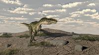 CG モノロフォサウルス